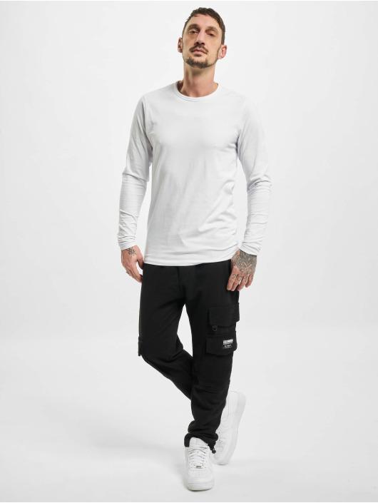 Sublevel Spodnie do joggingu Sblvl czarny