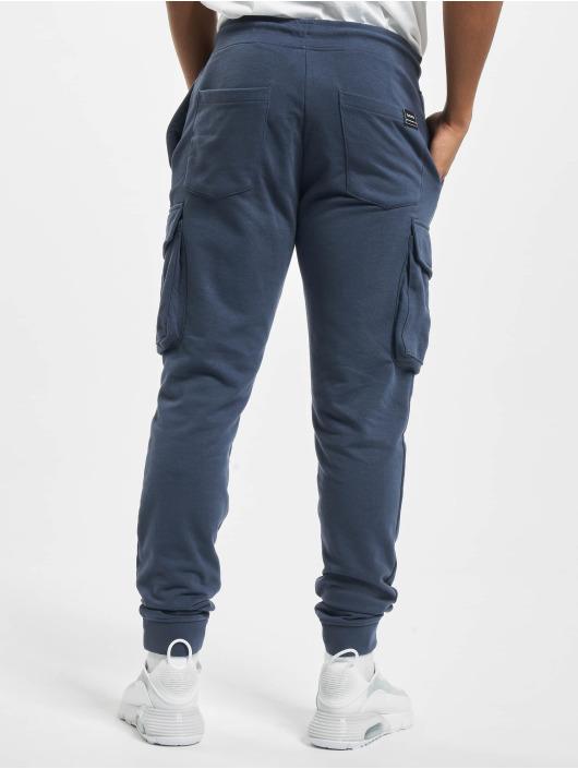 Sublevel Spodnie do joggingu Adrian indygo