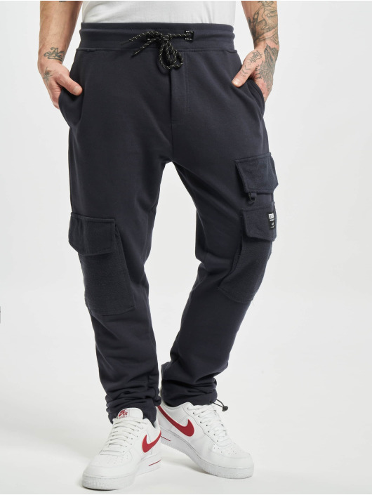 Sublevel Spodnie do joggingu Sblvl niebieski