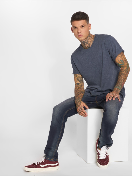 Sublevel Straight Fit Jeans Steely blå