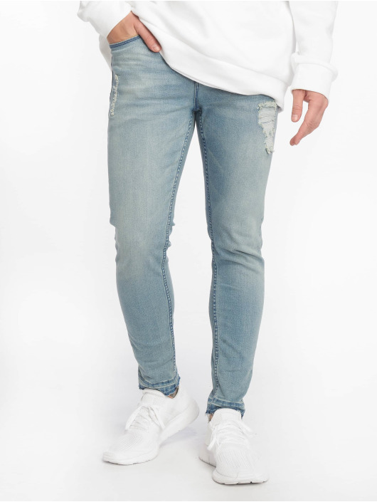 Sublevel Straight Fit Jeans Denim blå