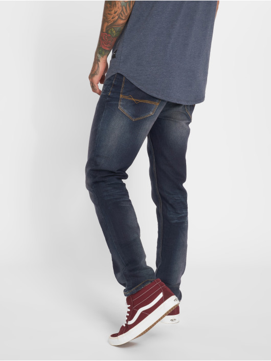 Sublevel Straight Fit Jeans Steely blau