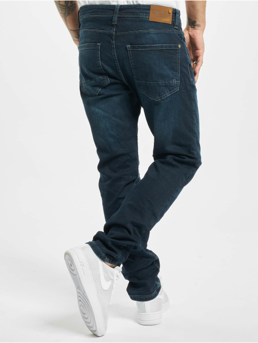 Sublevel Straight Fit Jeans Fade blau