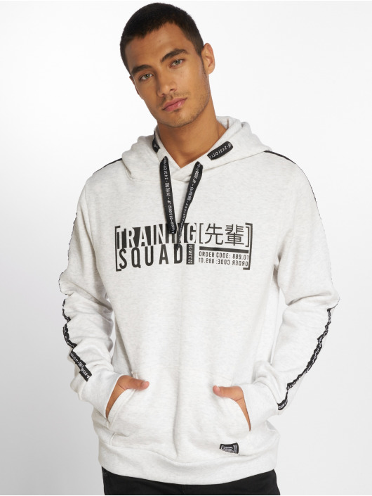 Sublevel Sweat capuche Training Squad gris