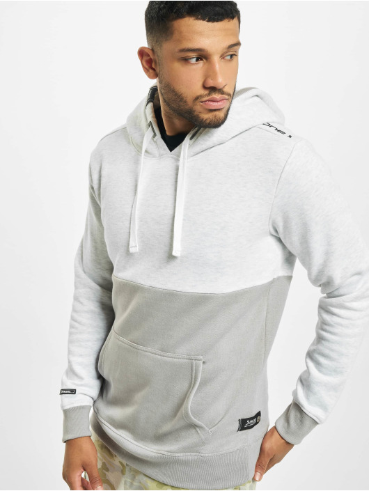 Sublevel Sweat capuche Zone gris