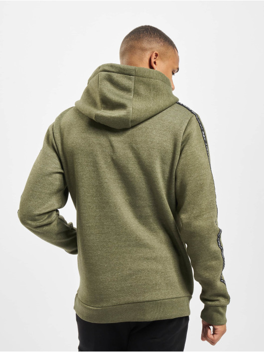 Sublevel Sweat capuche Training Squad olive