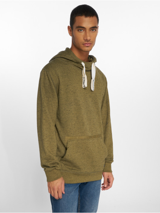 Sublevel Sweat capuche Ivy olive
