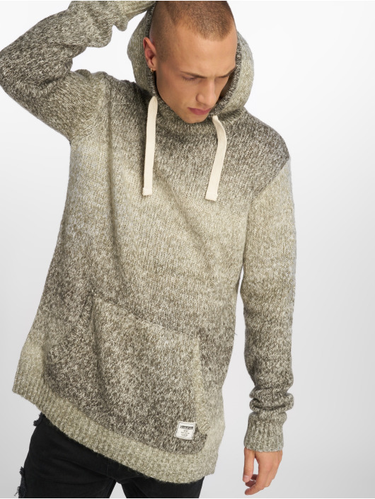 Sublevel Sweat capuche Xavian olive