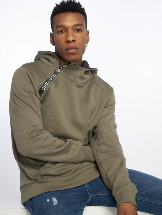 Sublevel Sweat capuche Dusty olive