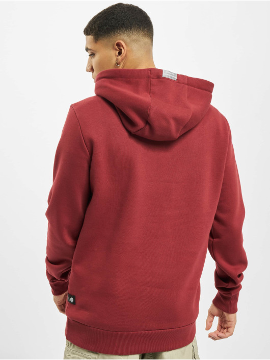 Sublevel Sweat capuche Good Times rouge