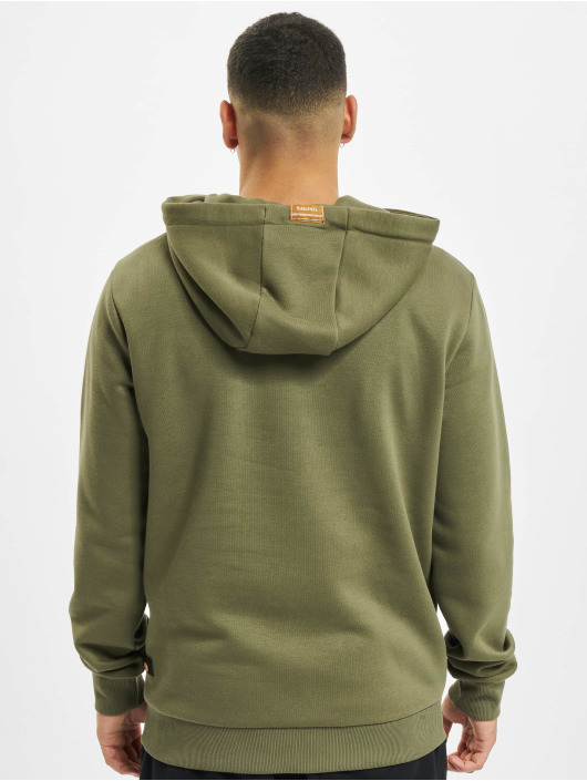 Sublevel Sweat capuche Good Times vert