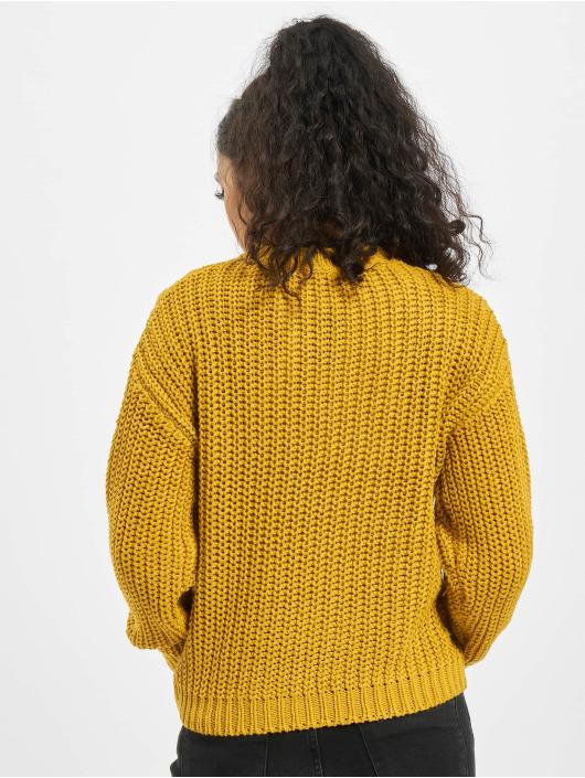 Sublevel Swetry Knit zólty