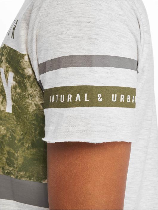 Sublevel T-paidat Haka harmaa