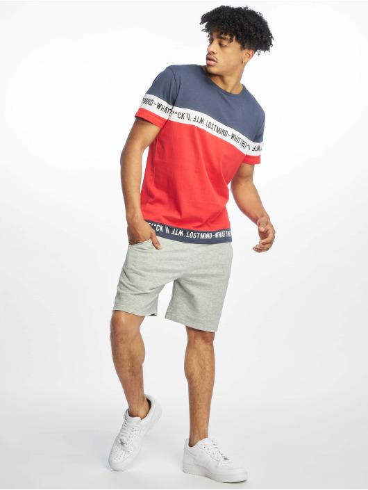 Sublevel T-paidat WTF punainen