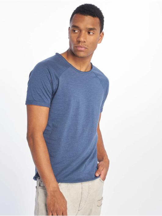 Sublevel T-paidat Raglan sininen