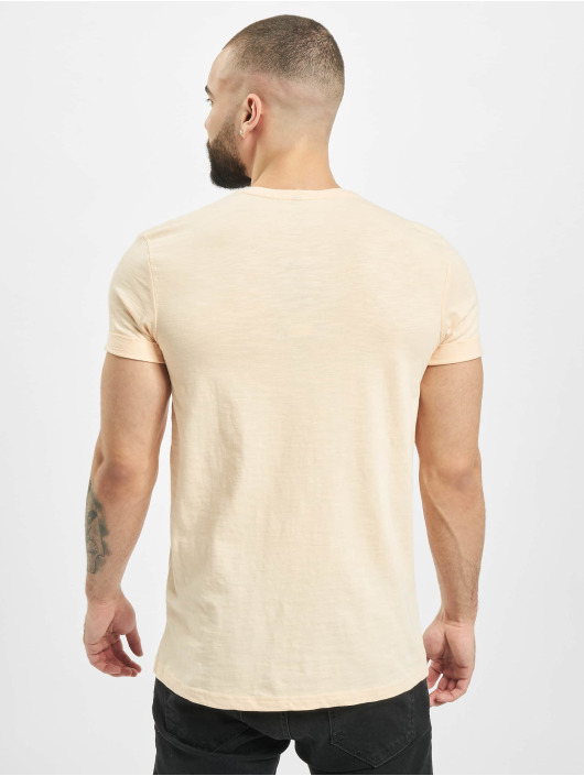 Sublevel T-shirt Palm Beach arancio