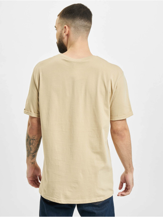 Sublevel T-Shirt Pocket beige