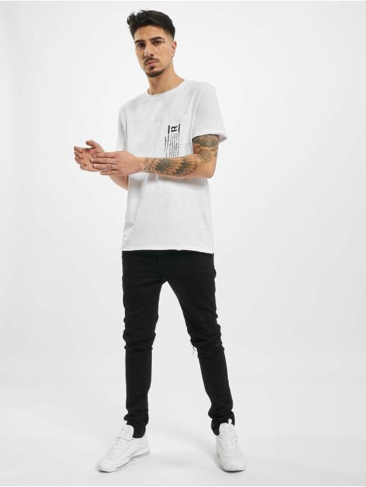 Sublevel T-shirt Lio bianco