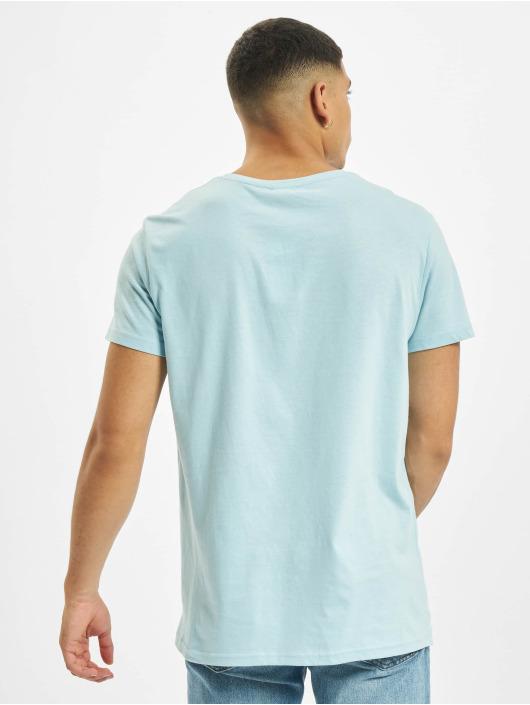 Sublevel T-shirt Big City blå
