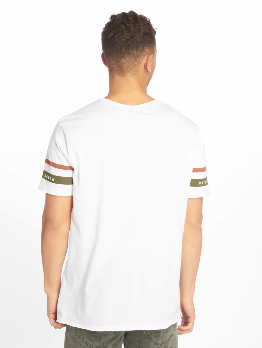 Sublevel T-Shirt Haka blanc