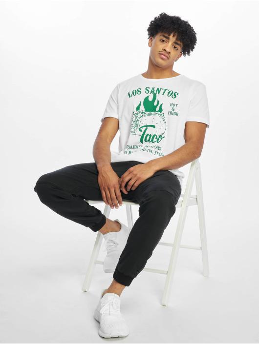 Sublevel T-Shirt Chang blanc