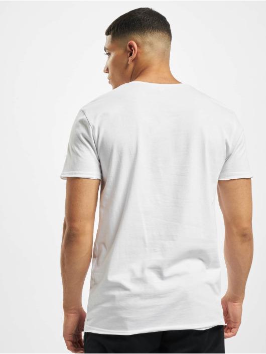 Sublevel T-Shirt City Life blanc