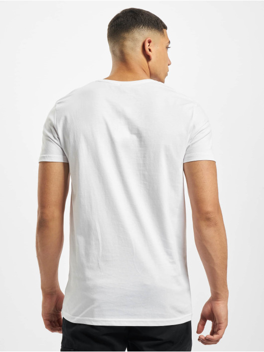 Sublevel T-Shirt Downtown blanc