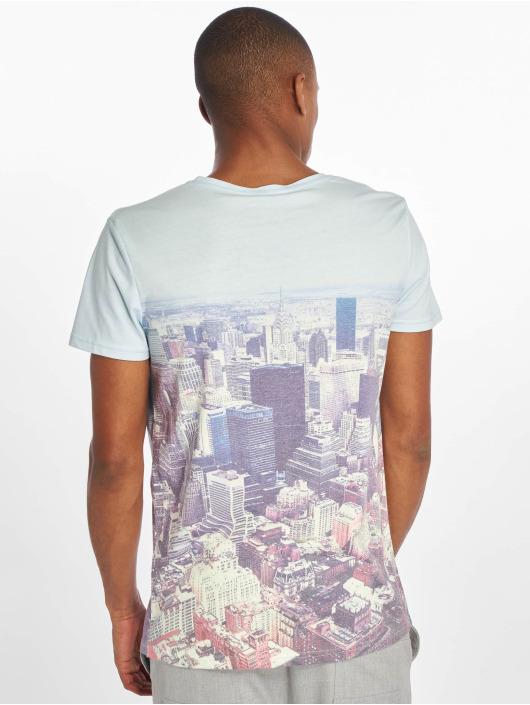 Sublevel T-Shirt Vintage blau