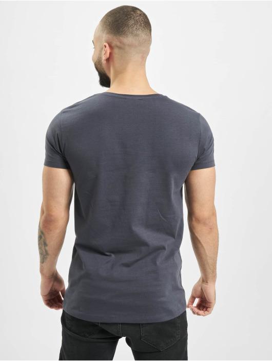 Sublevel T-Shirt Graphic blau