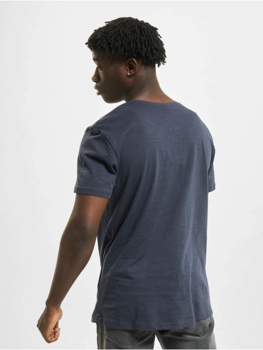 Sublevel T-Shirt Surf blau