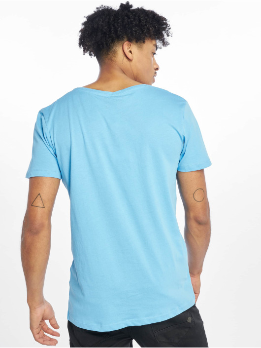 Sublevel t-shirt Flow Identity blauw