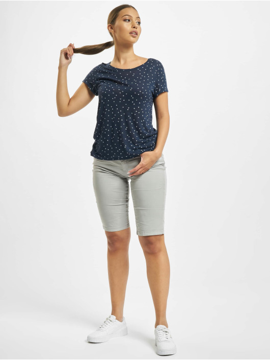 Sublevel t-shirt Allover blauw