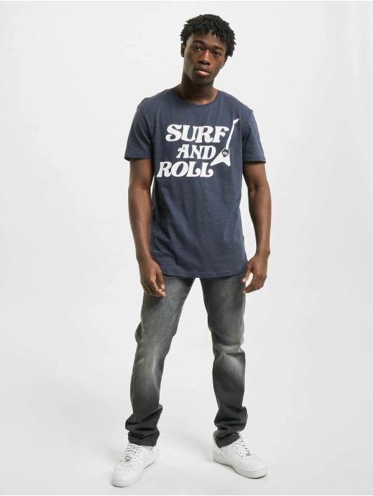 Sublevel T-Shirt Surf bleu