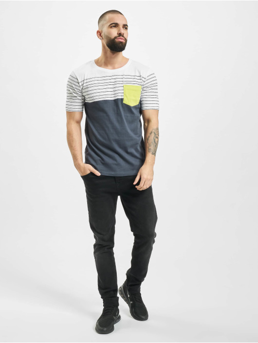 Sublevel T-shirt Alexis blu