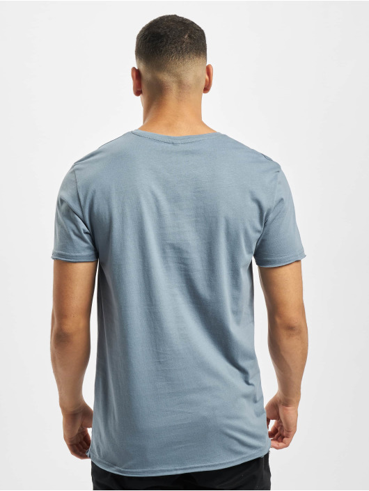Sublevel T-Shirt City Life blue