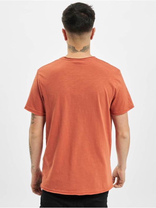 Sublevel t-shirt Lio bruin