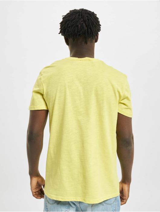Sublevel T-Shirt Surf gelb