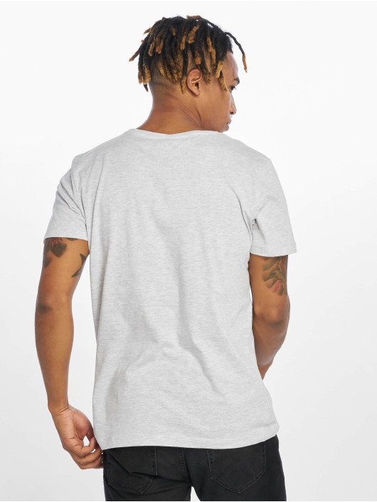 Sublevel T-shirt Flow Identity grå
