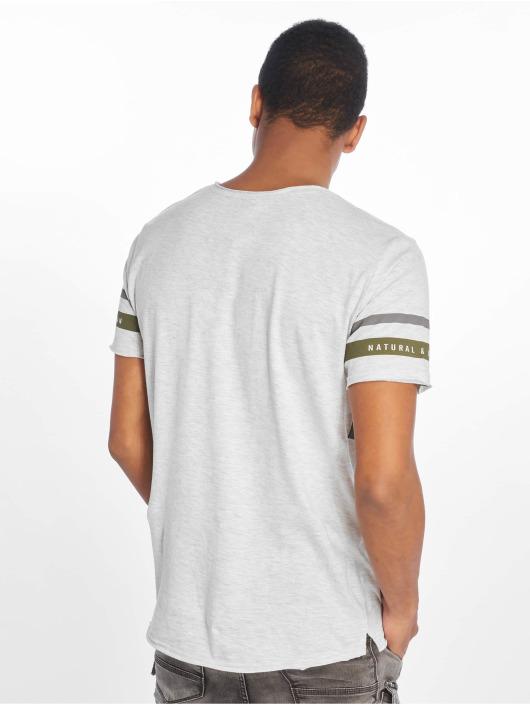 Sublevel T-Shirt Haka grau