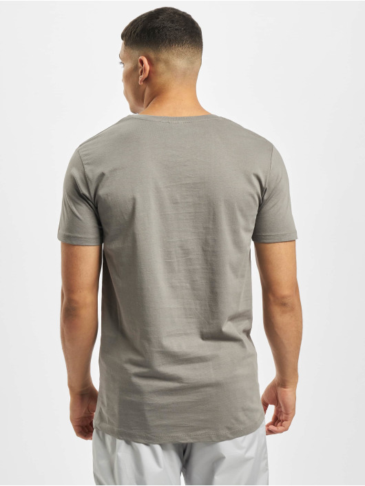 Sublevel T-Shirt Graphic grau