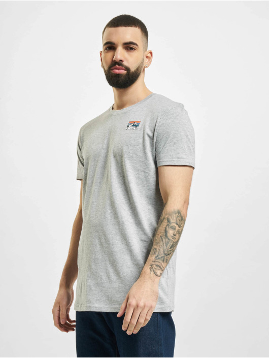 Sublevel T-Shirt Catch The Vibes grau