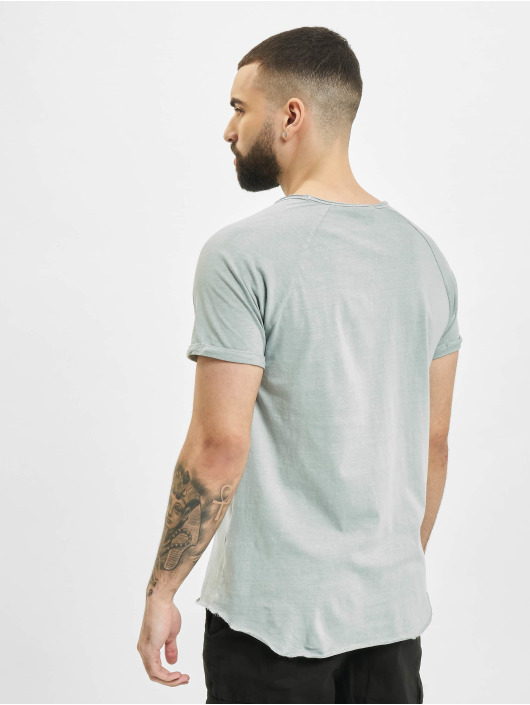 Sublevel T-Shirt Raglan grau