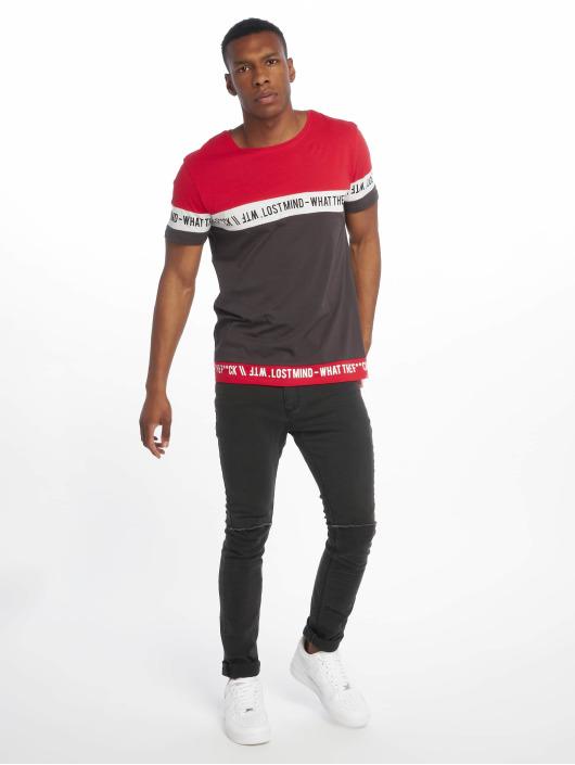 Sublevel T-Shirt Haka gray