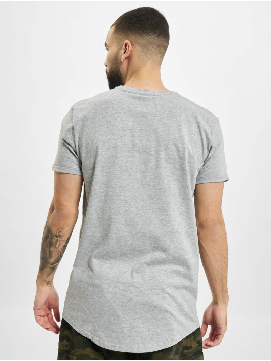 Sublevel T-Shirt Coordinate gray