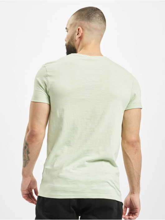 Sublevel T-Shirt Palm Beach green