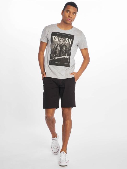 Sublevel T-Shirt Tough grey