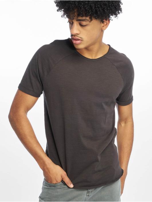 Sublevel T-Shirt Raglan grey