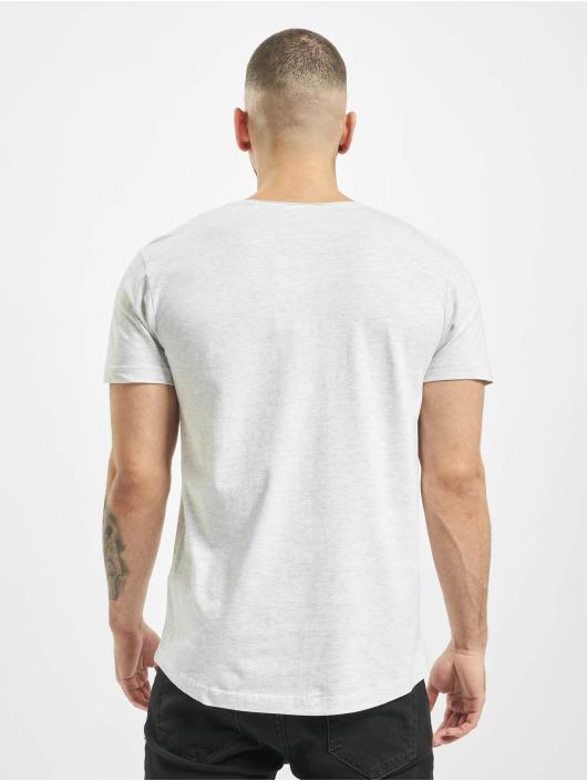 Sublevel T-Shirt Enjoy grey