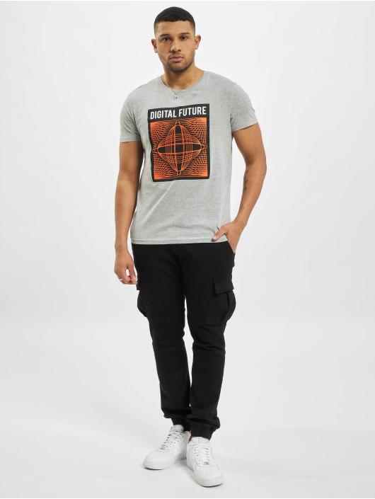 Sublevel T-shirt Dimension grigio