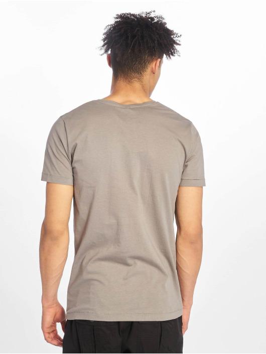 Roundneck shirt Sublevel T 669308 Gris Homme XZiPku